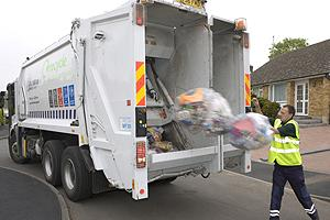 The recycling rate in England hit 38.8% for the year ending September, although the rate of its increase has slowed