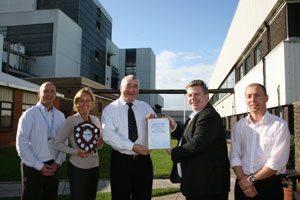 Celtic Recycling scoops environmental management award